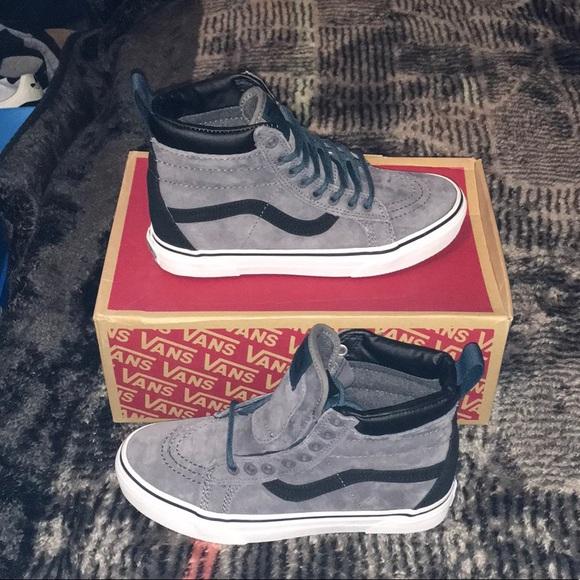 33 off vans shoes brand new mte scotchguarded slipproof poshmark